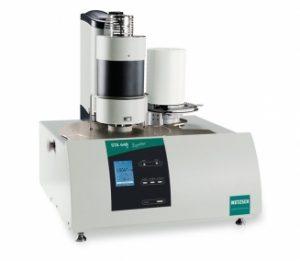 analizador de tamaño de partículas