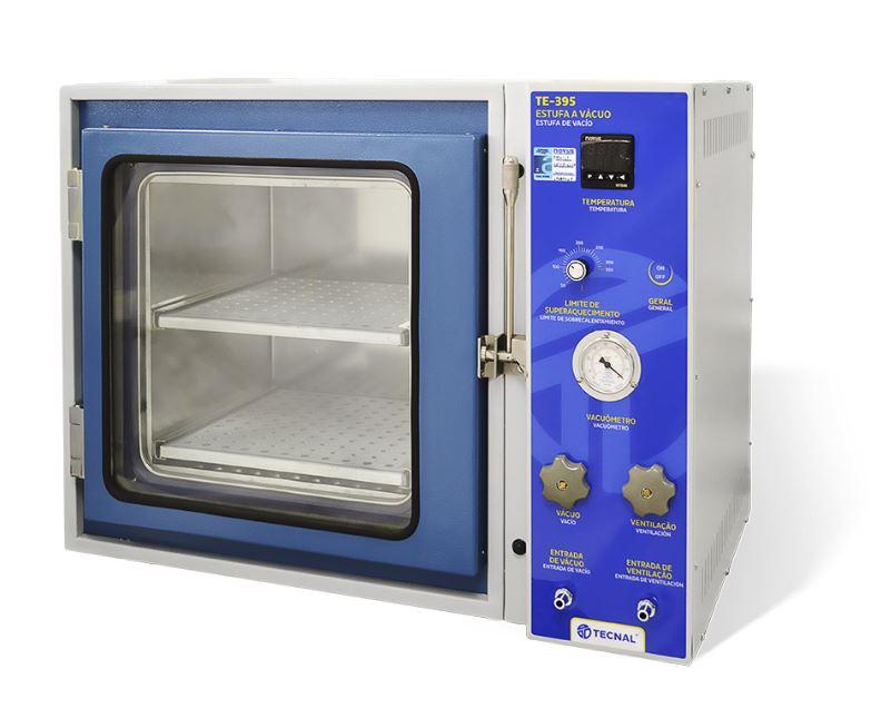 estufa horno laboratorio