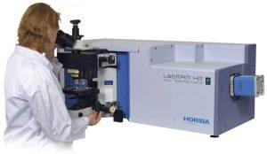 raman, ICP, espectrofluómetro, pH-metro