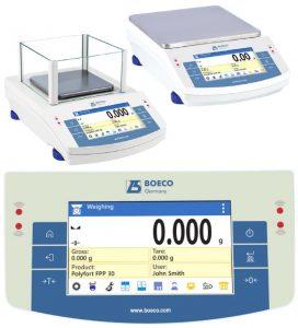 balanza laboratorio