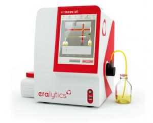 analizador de aceite
