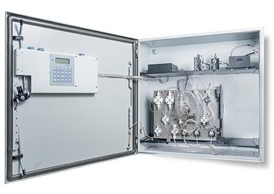 analizador de aluminio